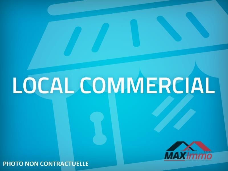 Vente local commercial St pierre 110 000€ - Photo 1