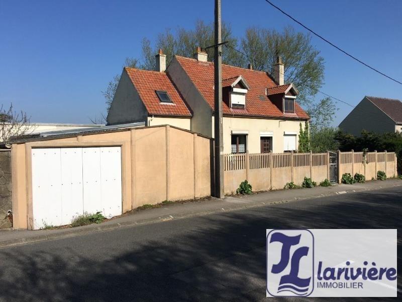 Sale house / villa Wimereux 210000€ - Picture 1