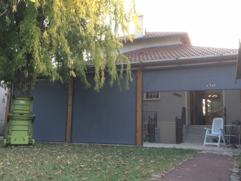 Vente maison + local commercial GRIGNY