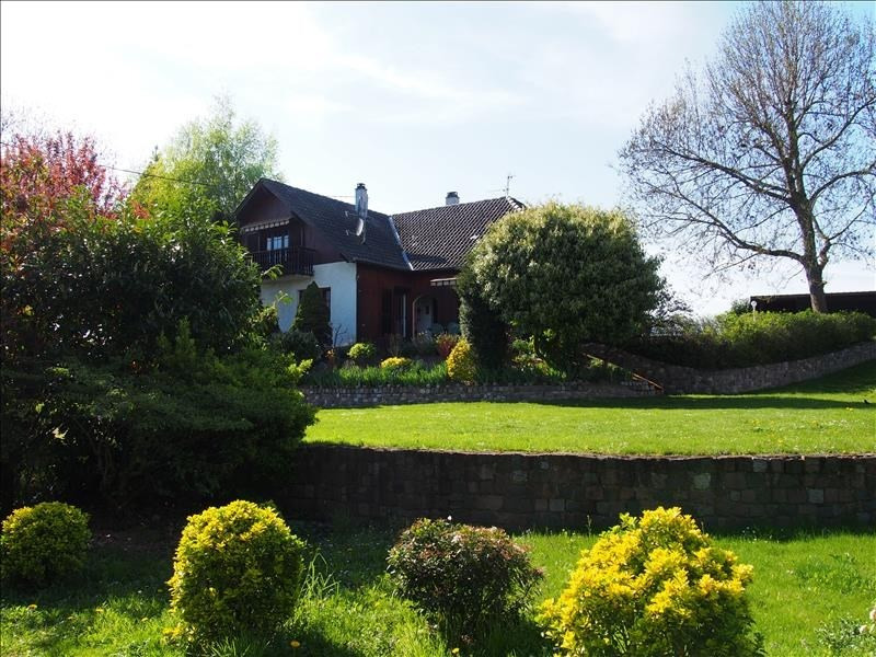 Vendita casa Kriegsheim 415000€ - Fotografia 1