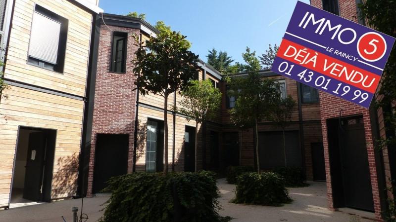 Sale apartment Le raincy 345000€ - Picture 1