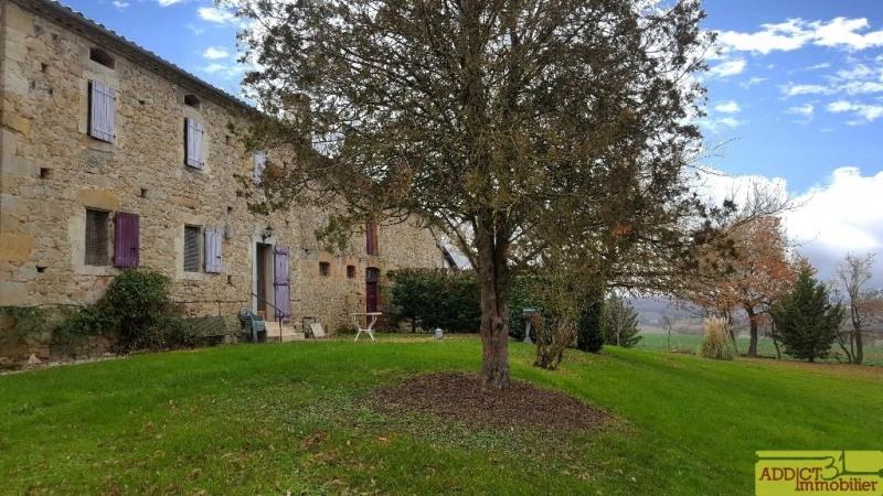 Vente maison / villa Secteur revel 420000€ - Photo 1