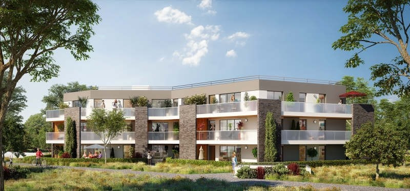 Vente appartement Pessac 350000€ - Photo 1