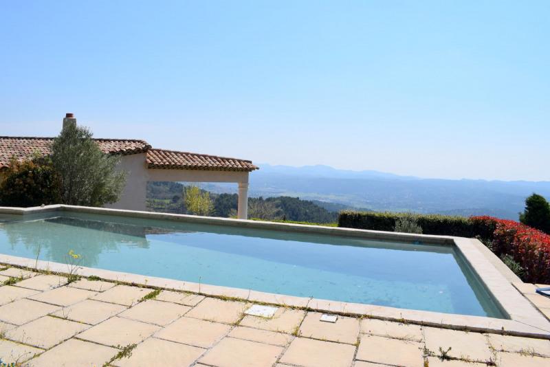 Revenda residencial de prestígio casa Seillans 580000€ - Fotografia 3