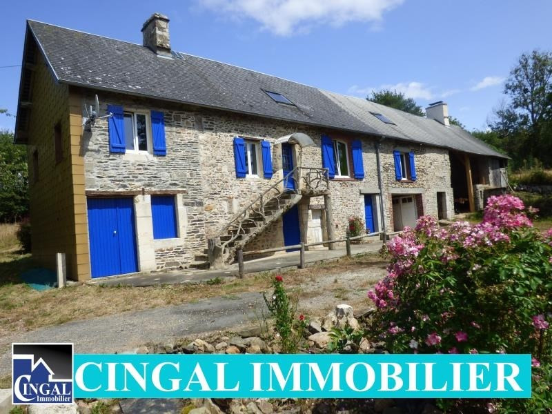 Vente maison / villa Cesny bois halbout 222900€ - Photo 1