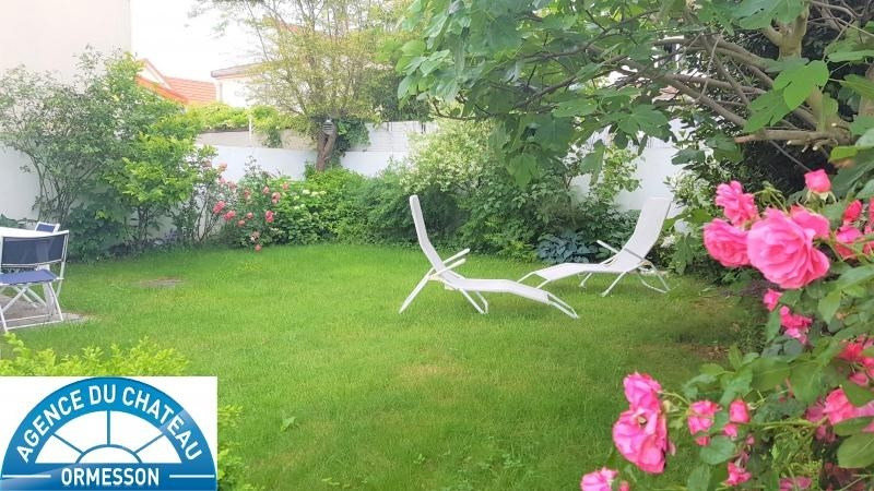 Sale house / villa Ormesson sur marne 435000€ - Picture 1