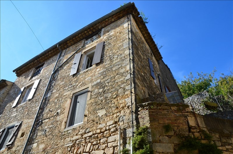 Vente maison / villa Vallon pont d'arc 170 000€ - Photo 1