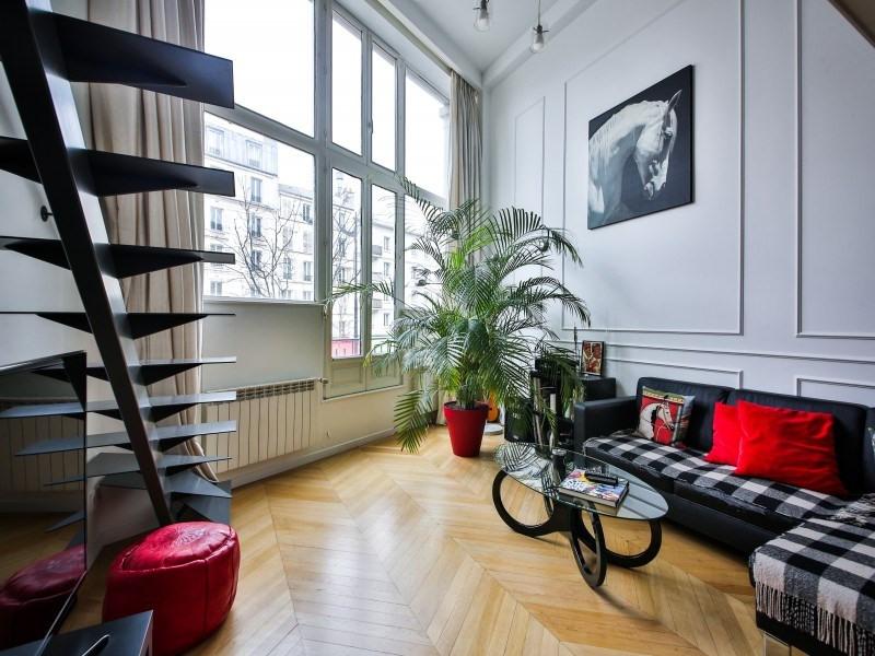 Deluxe sale apartment Paris 8ème 1229000€ - Picture 1