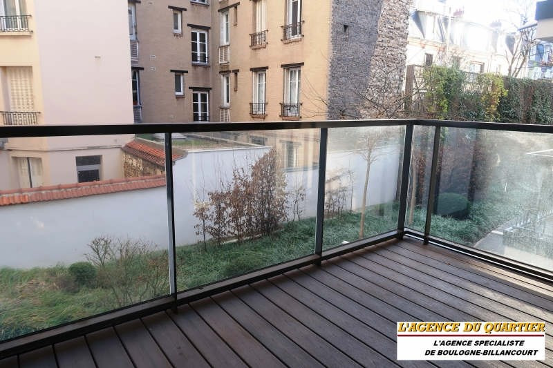 Vente appartement Boulogne billancourt 795 000€ - Photo 3