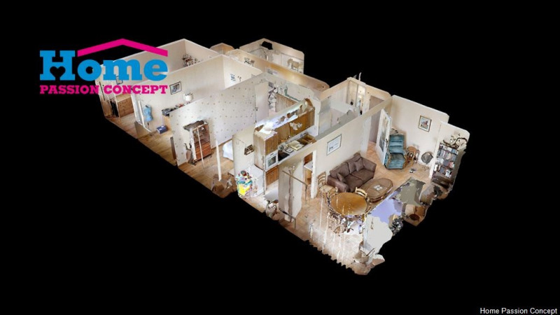 Vente appartement Bezons 249000€ - Photo 8
