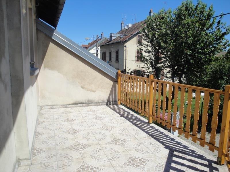 Venta  apartamento Audincourt 118000€ - Fotografía 9