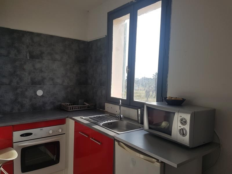 Sale apartment Canet plage 124 000€ - Picture 2
