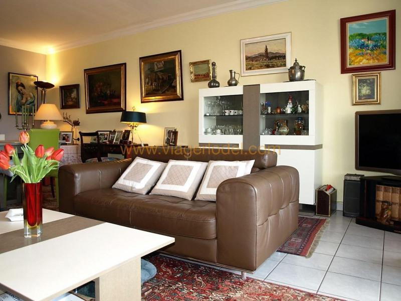 Verkauf auf rentenbasis wohnung Saint-étienne 99000€ - Fotografie 11