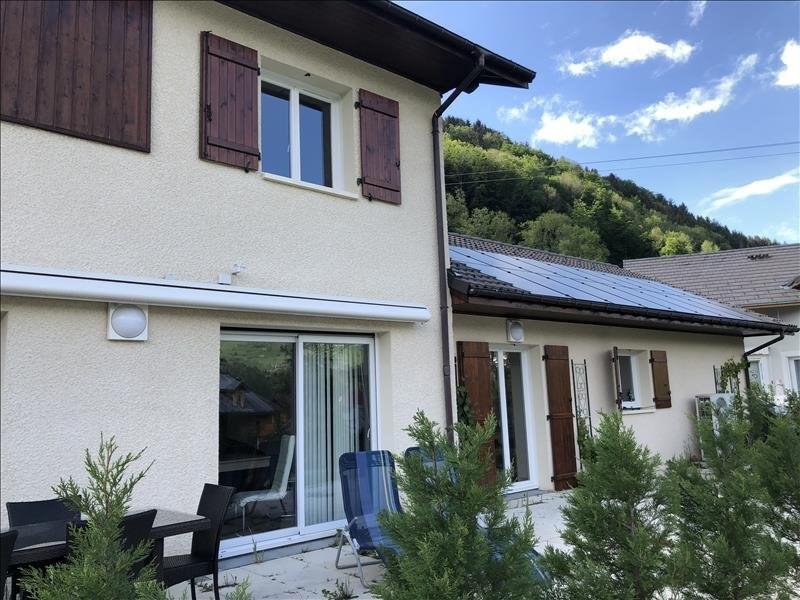 Vente maison / villa Habã¨re-poche 418000€ - Photo 5