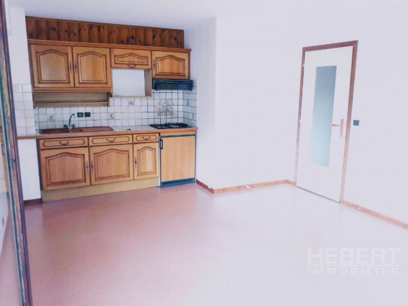 Vente appartement Sallanches 127000€ - Photo 1