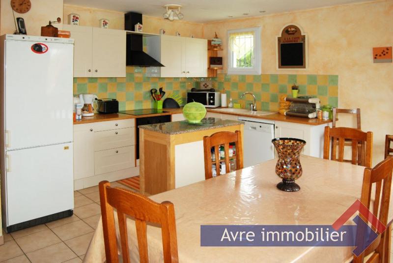 Sale house / villa Verneuil d avre et d iton 165000€ - Picture 2