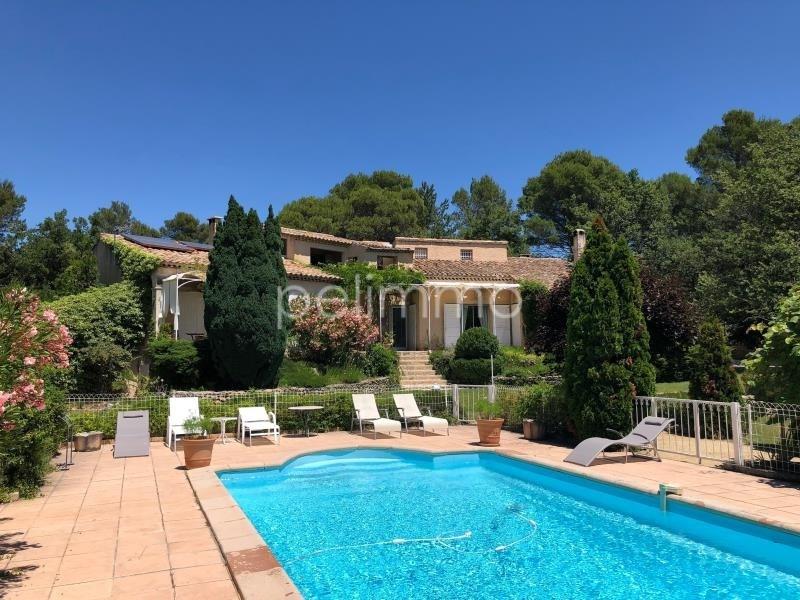 Deluxe sale house / villa Rognes 795000€ - Picture 1