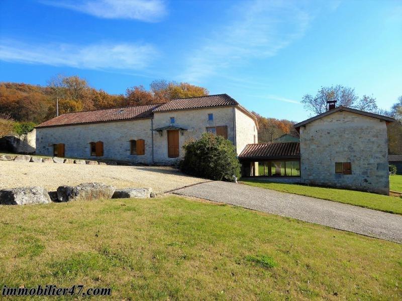 Vente de prestige maison / villa Prayssas 540000€ - Photo 3