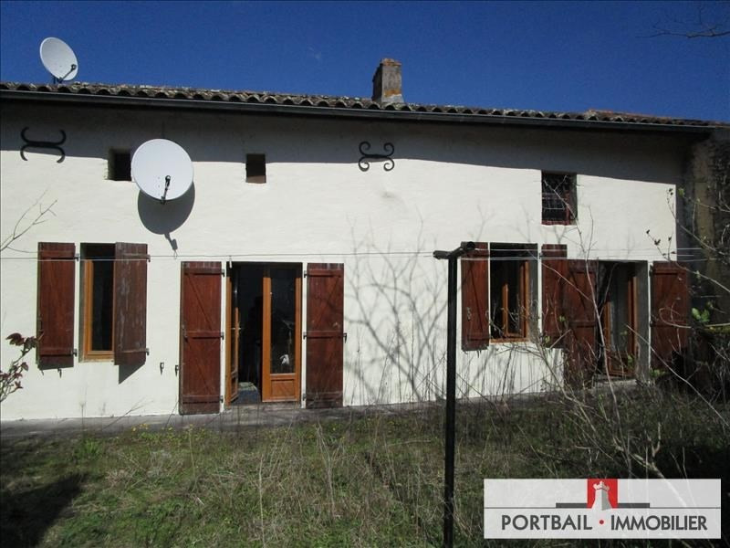 Sale house / villa Blaye 75 000€ - Picture 1