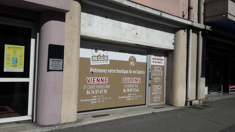Location boutique Givors 533€ CC - Photo 1