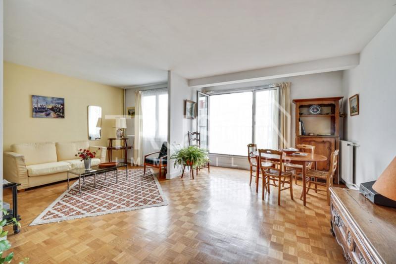 Vente appartement Paris 15ème 731300€ - Photo 1