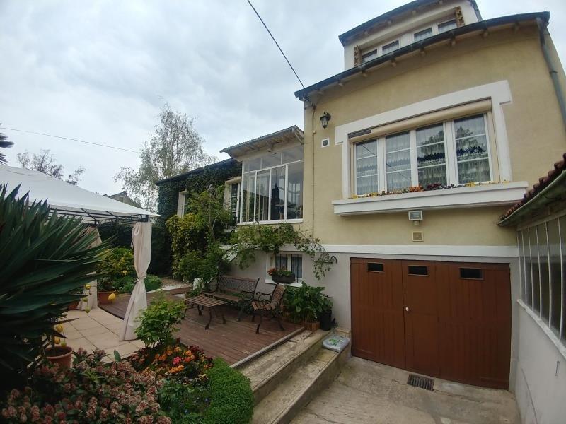 Vente maison / villa Sarcelles 259000€ - Photo 1