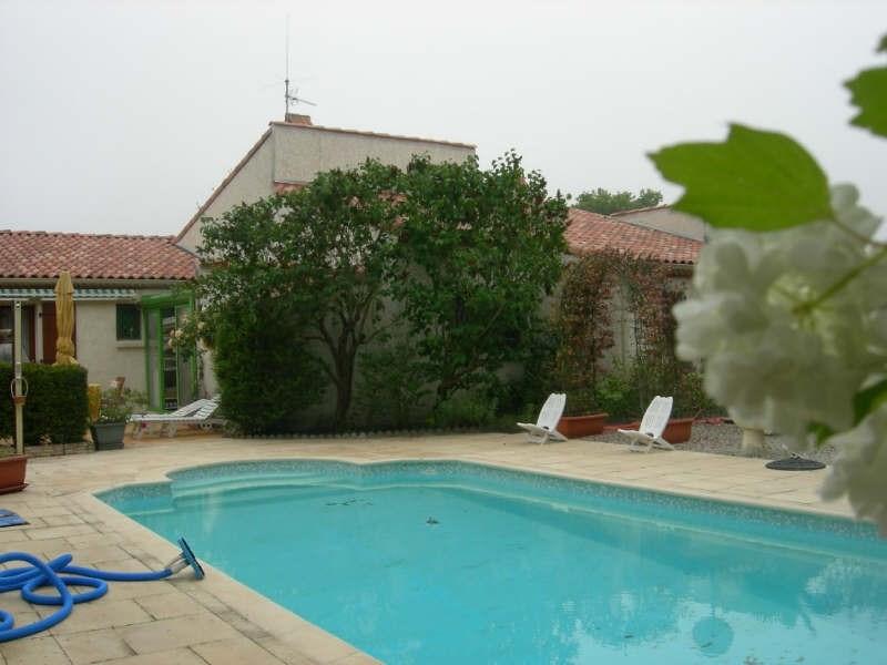 Sale house / villa Jard sur mer 440000€ - Picture 1