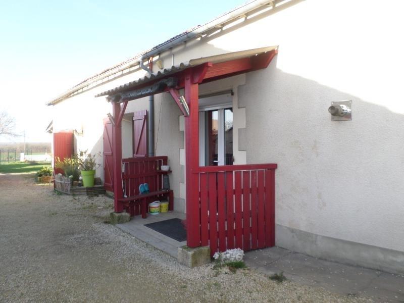 Vente maison / villa Chauvigny 137000€ - Photo 1