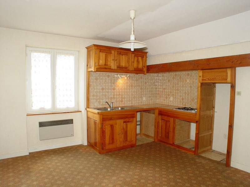 Sale apartment Le chambon sur lignon 59 000€ - Picture 1