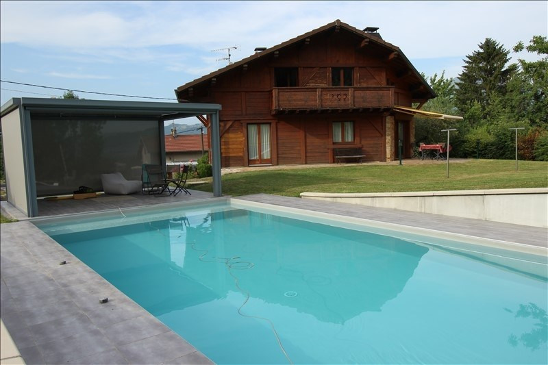 Deluxe sale house / villa Amancy 570 000€ - Picture 10