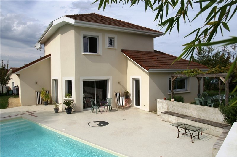 Vente maison / villa Bourgoin jallieu 340000€ - Photo 1