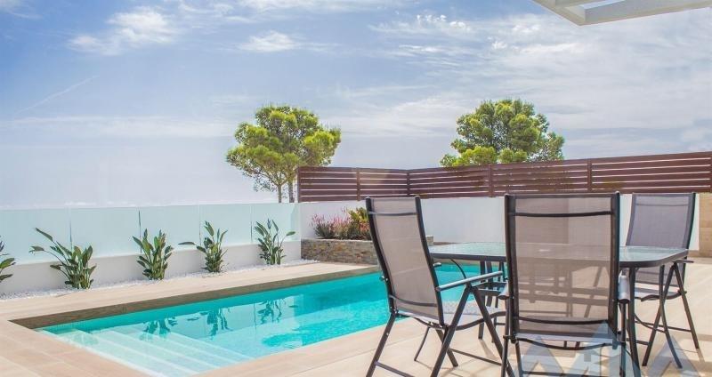 Verkauf von luxusobjekt haus Province d'alicante 379900€ - Fotografie 4
