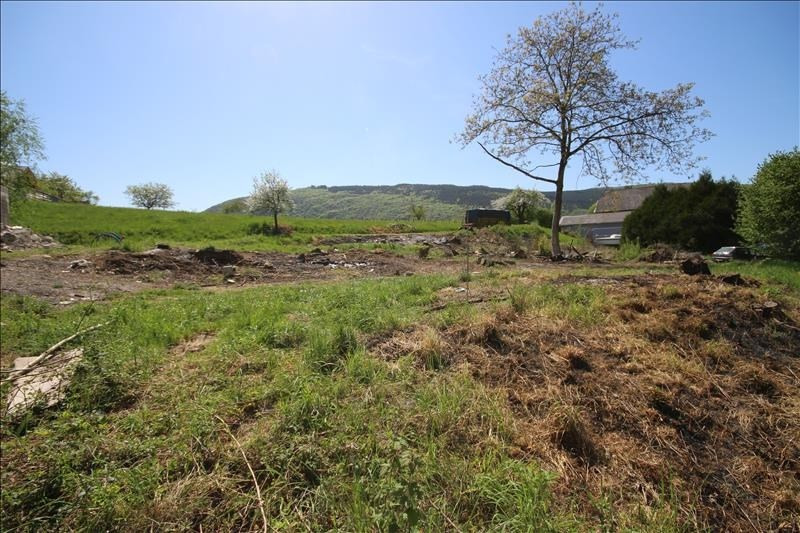 Vendita terreno La biolle 153000€ - Fotografia 2