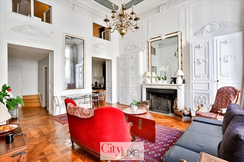 Vente de prestige appartement Paris 9ème 1 295 000€ - Photo 2