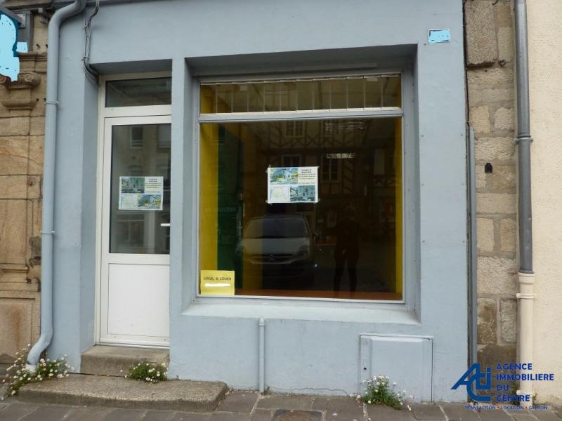 Rental shop Pontivy 390€ +CH - Picture 1