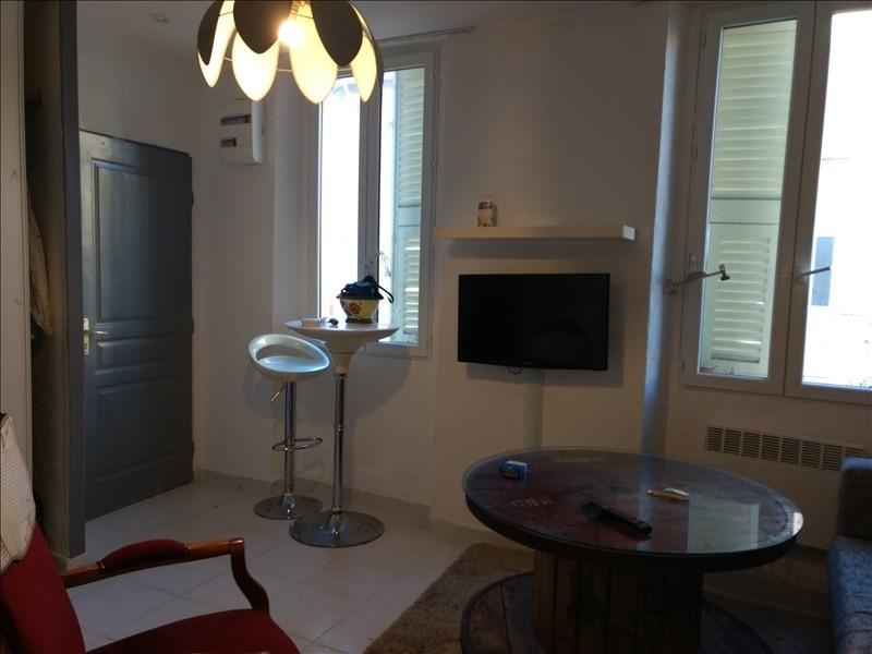 Rental apartment Le golfe juan 500€ CC - Picture 6