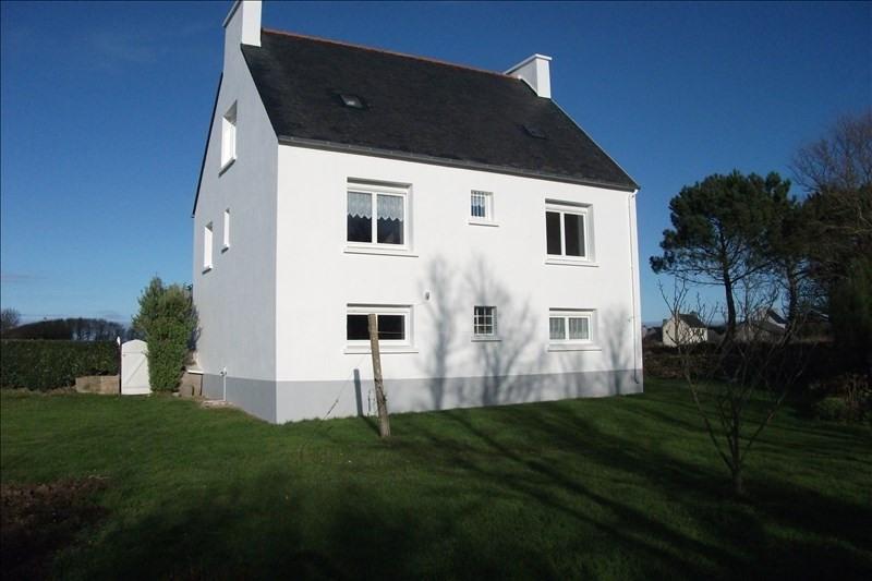 Sale house / villa Cleden cap sizun 146335€ - Picture 1
