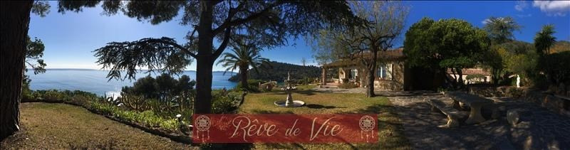 Deluxe sale house / villa Rayol canadel sur mer 2 750 000€ - Picture 2