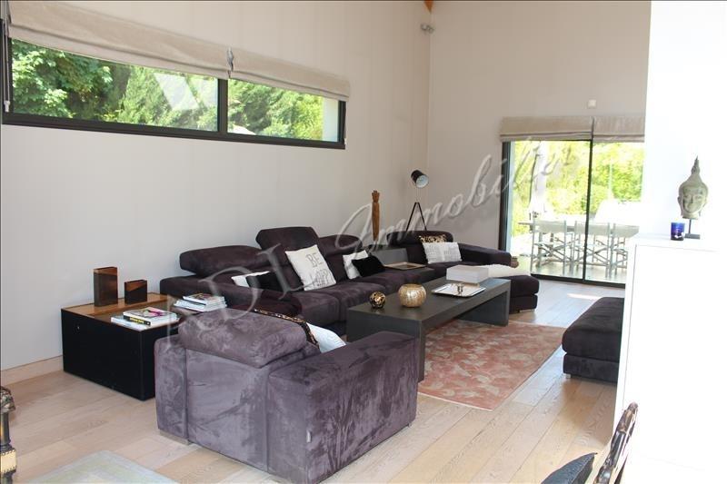 Deluxe sale house / villa Lamorlaye 1870000€ - Picture 6