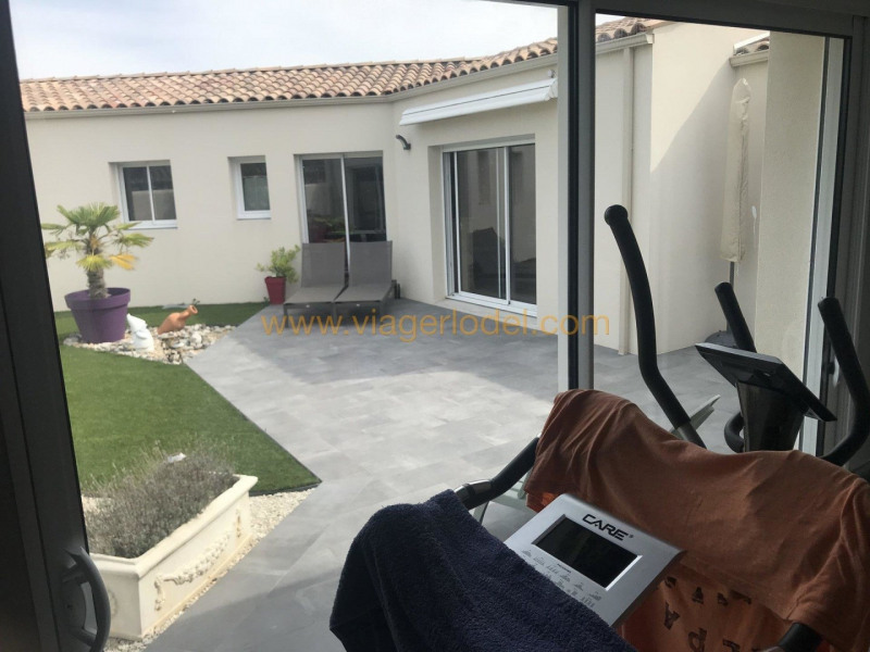 Life annuity house / villa Marsilly 353000€ - Picture 5
