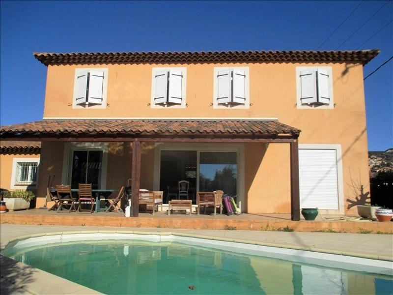 Vente maison / villa Bormes les mimosas 520000€ - Photo 2