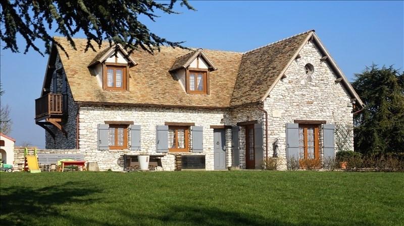 Sale house / villa Breval 5 mn 395000€ - Picture 1