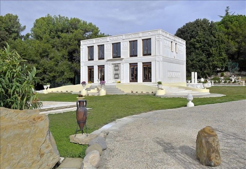 Vente de prestige maison / villa Aix en provence 714000€ - Photo 1