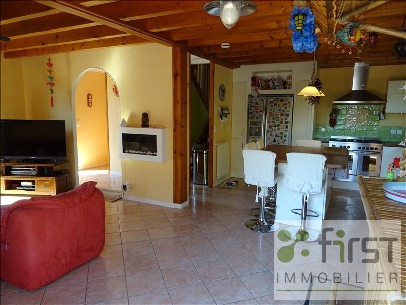 Sale house / villa Villy le pelloux 535000€ - Picture 4