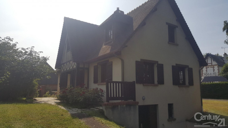Revenda residencial de prestígio casa Tourgeville 572000€ - Fotografia 1