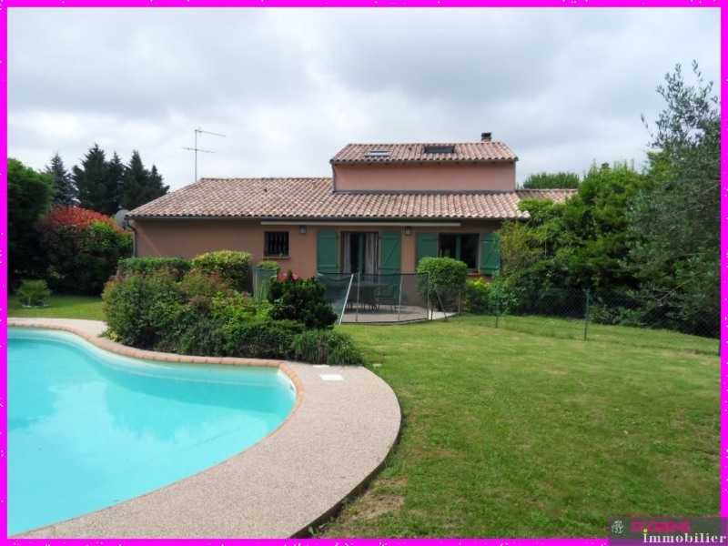 Vente de prestige maison / villa Quint-fonsegrives 6 minutes 493000€ - Photo 1