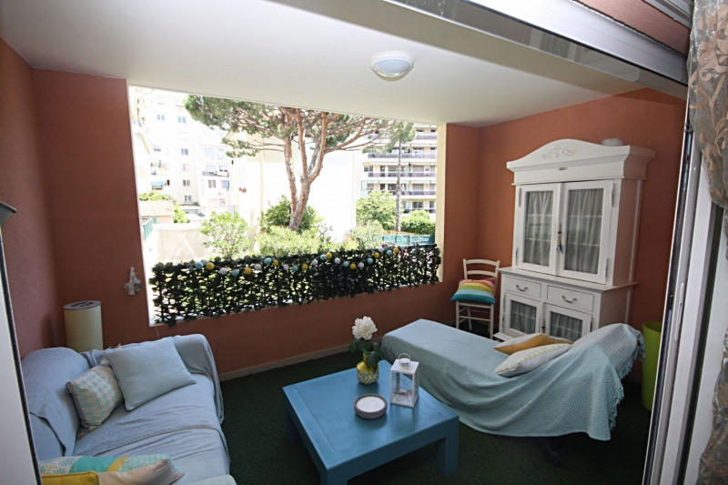 Vente appartement Juan-les-pins 375 000€ - Photo 1