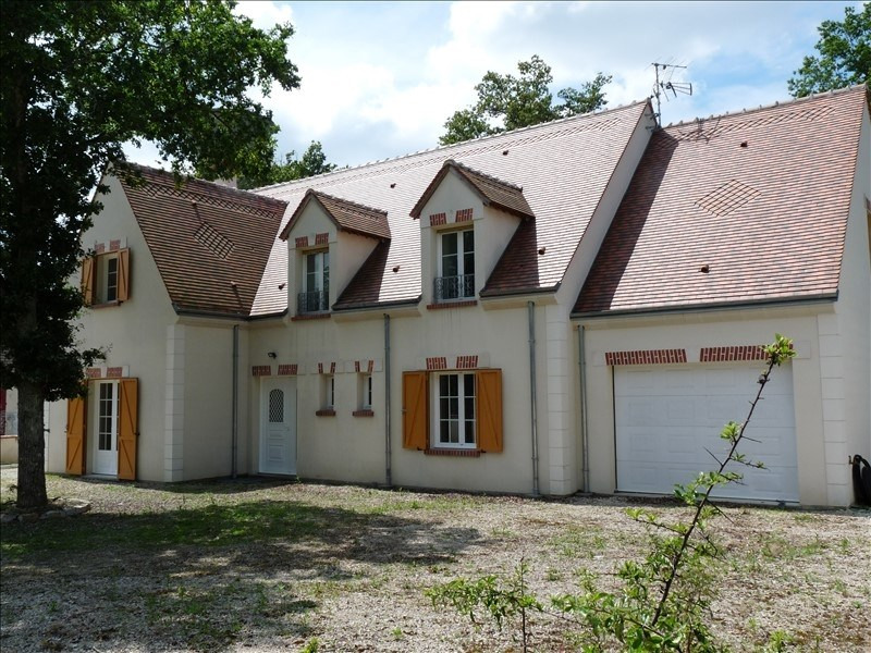 Vente maison / villa Vannes sur cosson 246 500€ - Photo 3