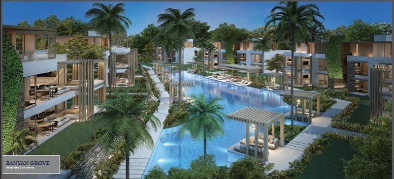Deluxe sale apartment Grand baie 1225000€ - Picture 4