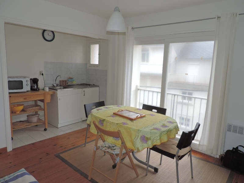 Vente appartement Fort mahon plage 76 500€ - Photo 1